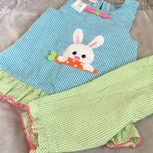 🐣 Bonnie Baby Easter Outfit